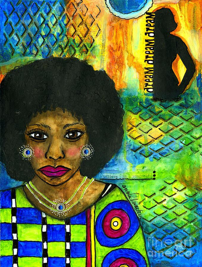 Dream Catcher by Angela L Walker