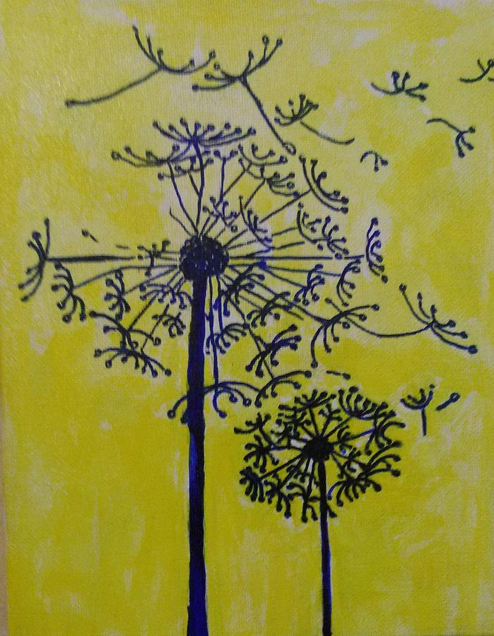 Dream Come True Painting - Dream come True by Michelle Reid