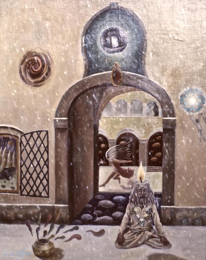 Dream by George Tuffy