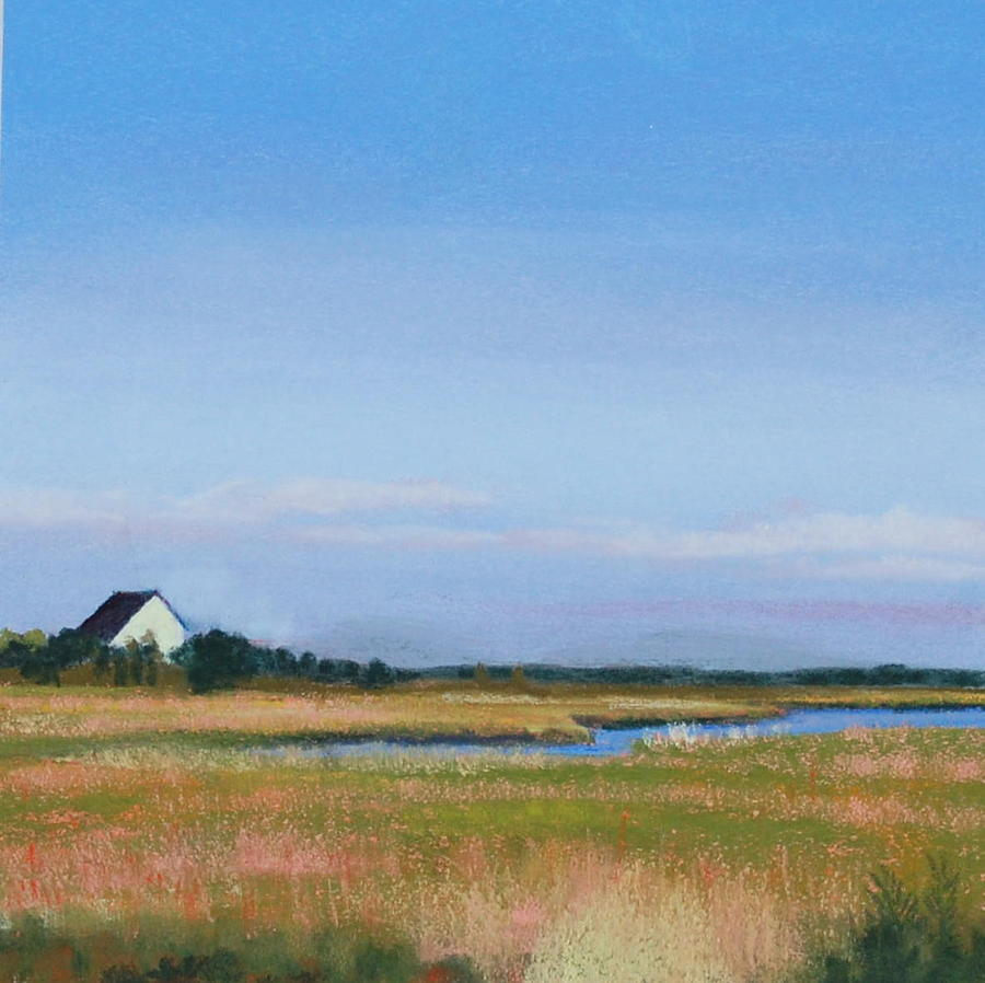 Jersey Shore Painting - Dream Home by Jeanne Rosier Smith