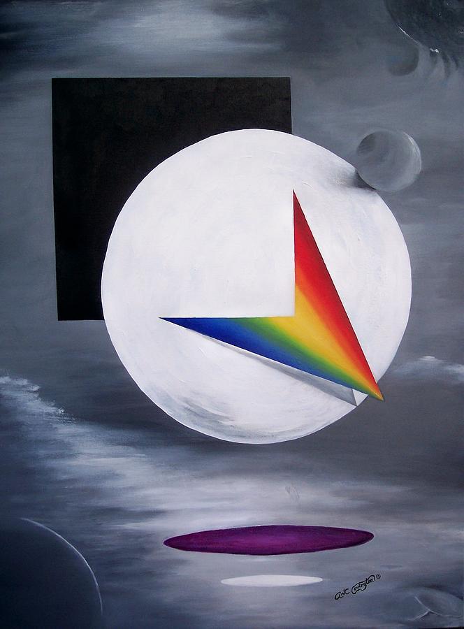 Dream In Color by Arthur Covington