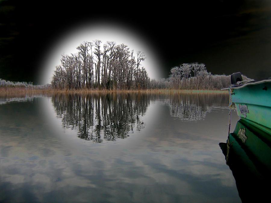 Boats Photograph - Dream Lake by Rick McKinney