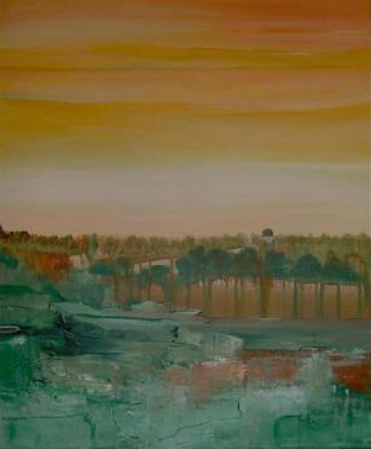 Bali Painting - Dream Of Bali by Michael Puya
