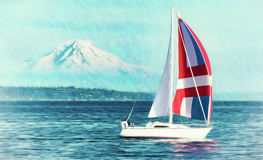 Dream of Sailing by Harold Coleman