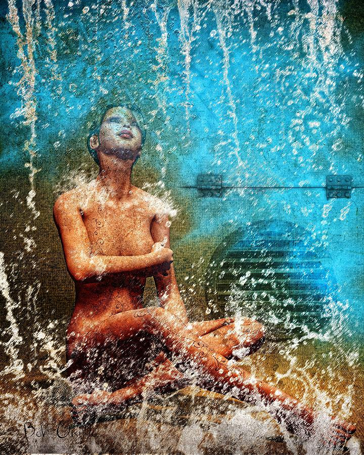 Dream Photograph - Dream Of Water by Bob Orsillo
