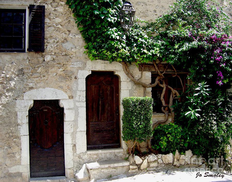 Italy European Home Doorways Photograph - Dream On by Joanne Smoley