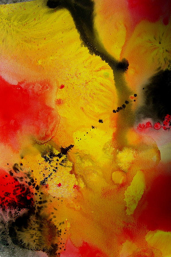 Abstract Painting - Dream On by Nicole Lee