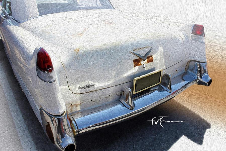 Cadillac Photograph - Some Blemish 2 by Felipe Gomez