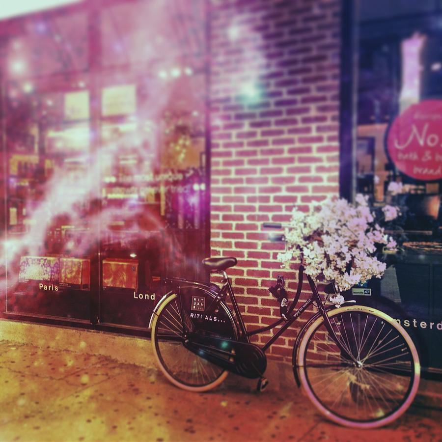 Nyc Photograph - Dreamer Days by Madison Adams