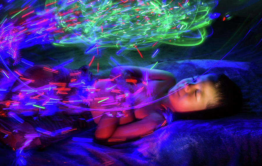 Dreaming in Color by Geoffrey Lewis