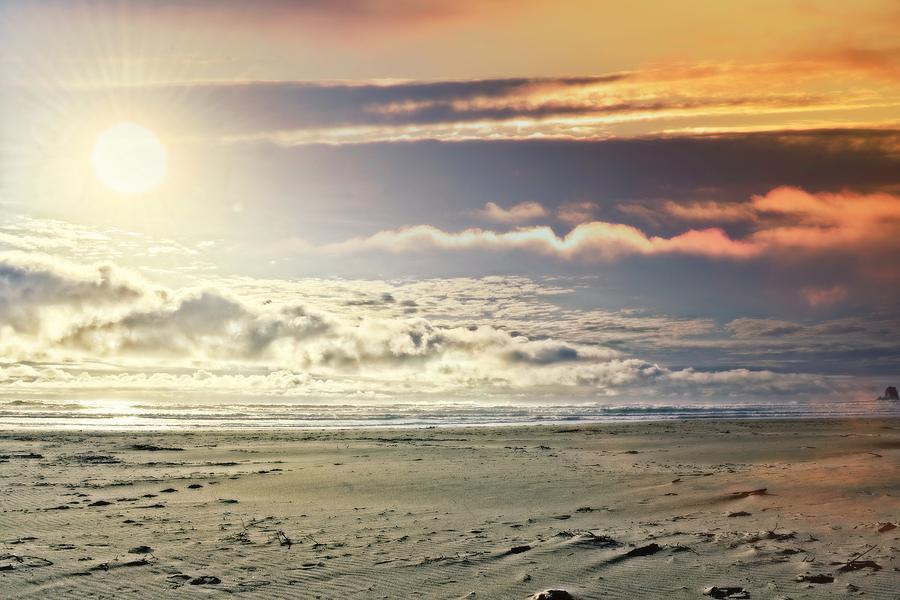 Rockaway Beach Photograph - Dreaming Of My Fairytale by Image Takers Photography LLC - Carol Haddon and Laura Morgan