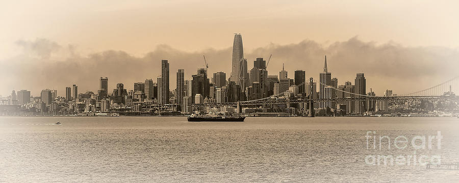 Dreaming of San Francisco by Marty Faulkner