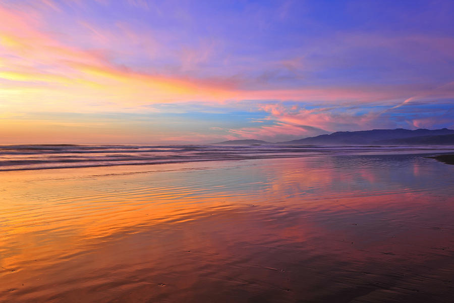 Ocean Photograph - Dreaming Of You by Daren  Le