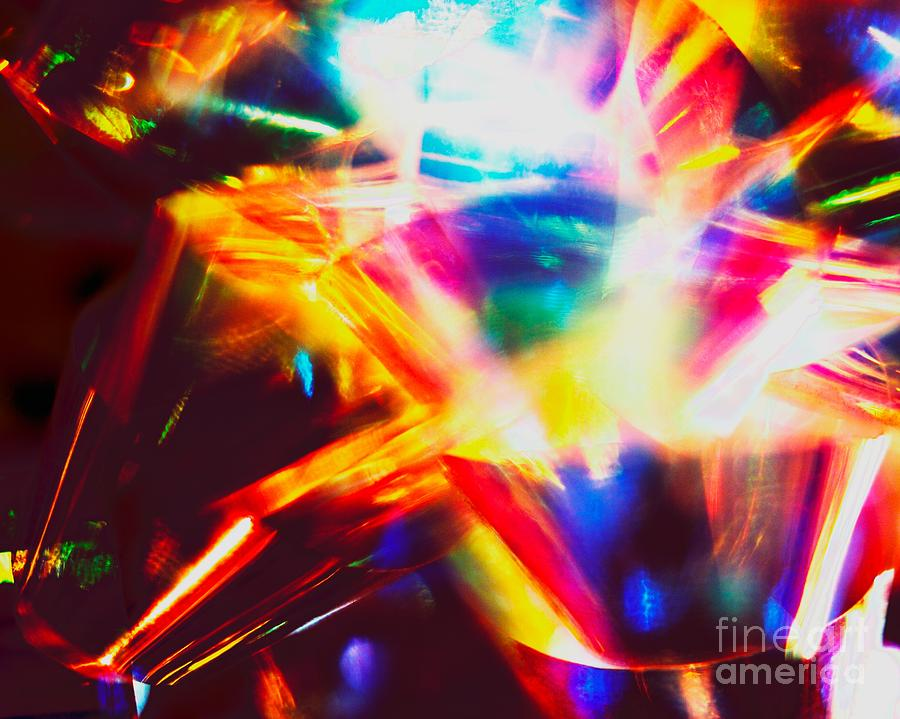 Abstract Photograph - Dreaming Red by Hideaki Sakurai