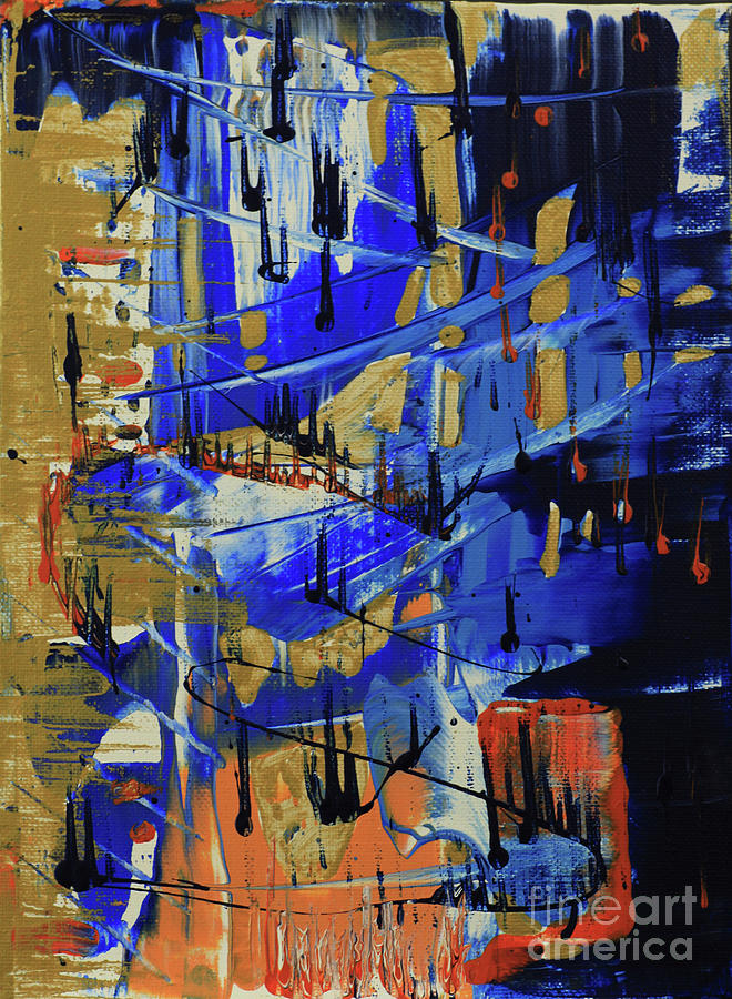 Dreaming Sunshine II by Cathy Beharriell