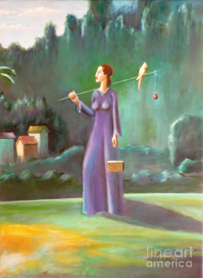 Dreaming by Ushangi Kumelashvili