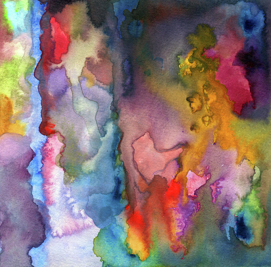 Painting Painting - Dreams by Ceil Diskin