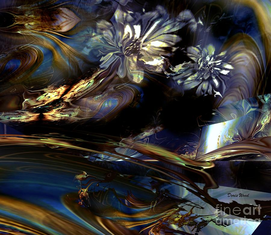 Surrealism Digital Art - Dreamscape by Doris Wood