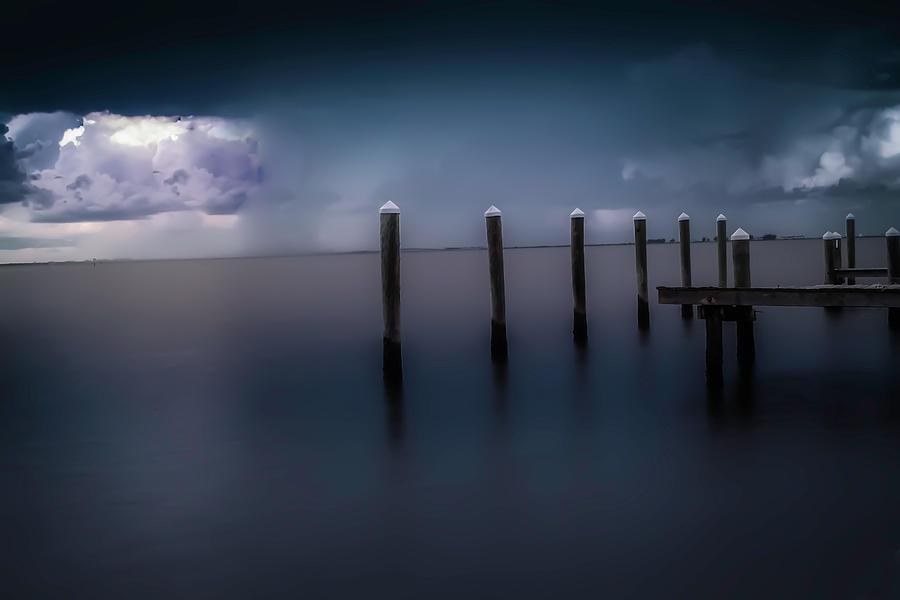 Dunedin Marina Photograph - Dreamscape by Todd Rogers