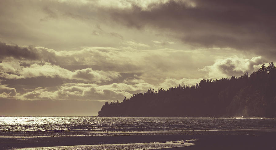 Coast Photograph - Dreamy Coastline by Trance Blackman
