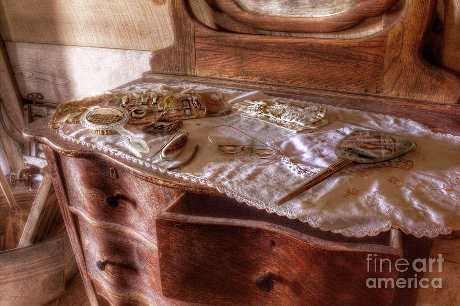 Dresser Treasures by Michele Richter