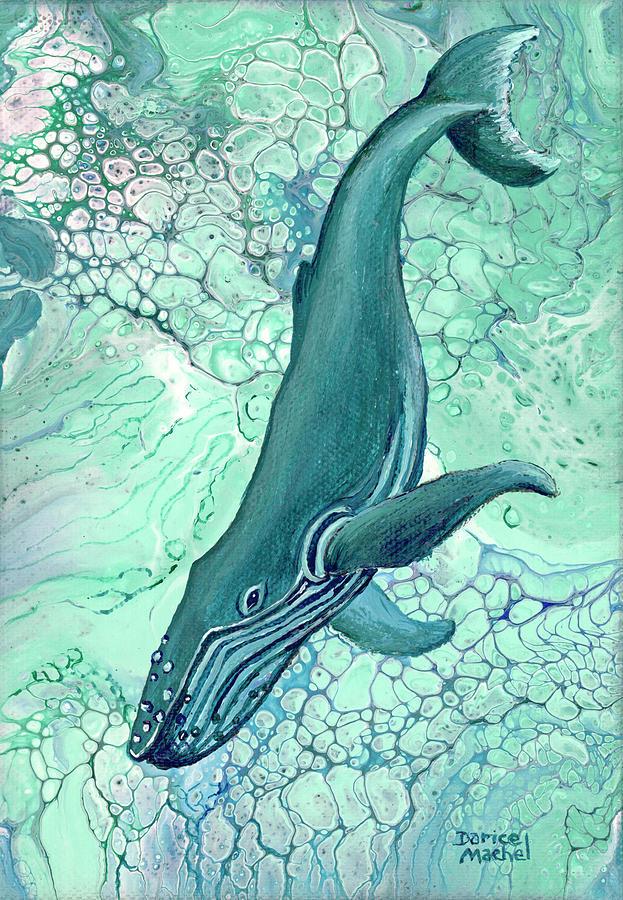 Drifting Into Blue by Darice Machel McGuire