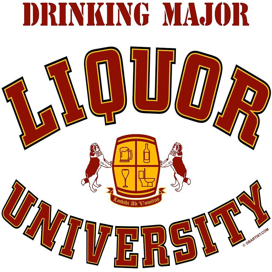 Drinking Major by DB Artist