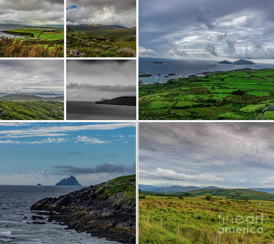 Driving the Ring of Kerry by Elvis Vaughn