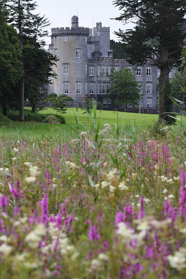 Dromoland Photograph - Dromoland Castle  Ireland by Pierre Leclerc Photography