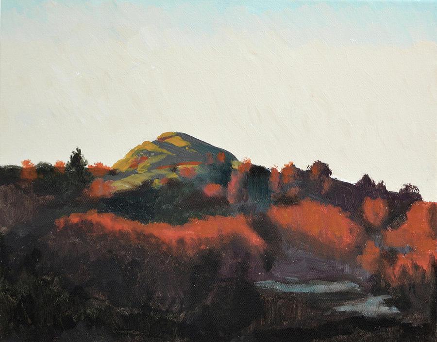 Bergen Painting - Drotningsvik by Arild Amland