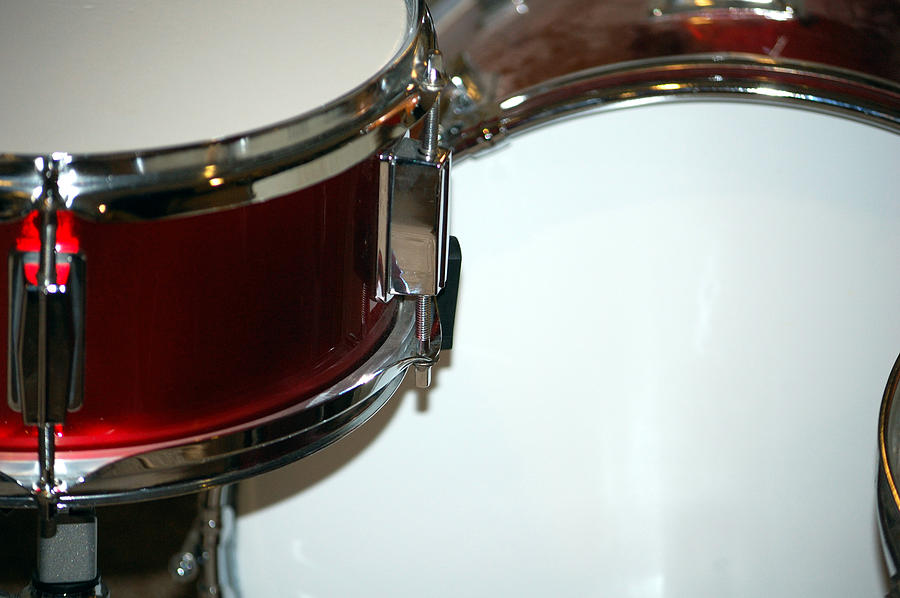 Head Photograph - Drum 6 by Jame Hayes