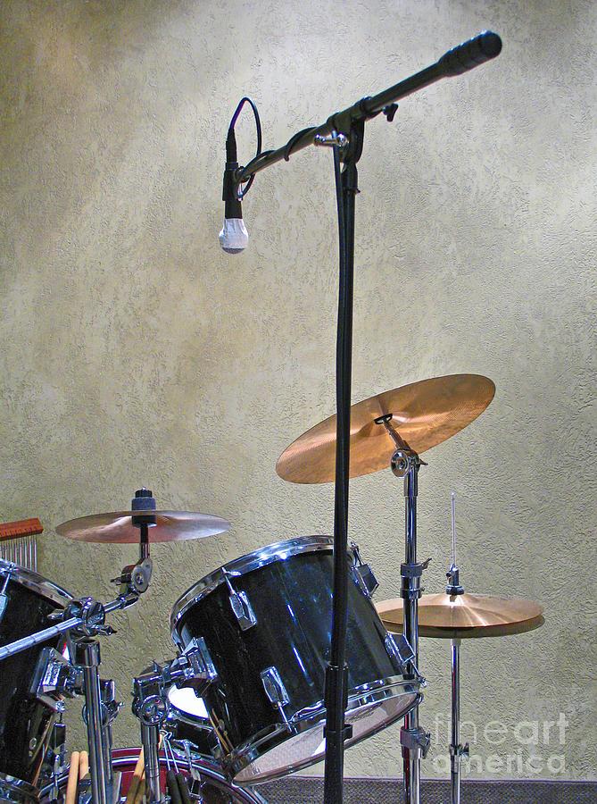 Drummers Joy Photograph
