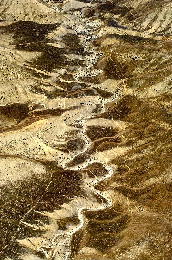 Landscape Photograph - Dry Creek 1 by Sylvan Adams