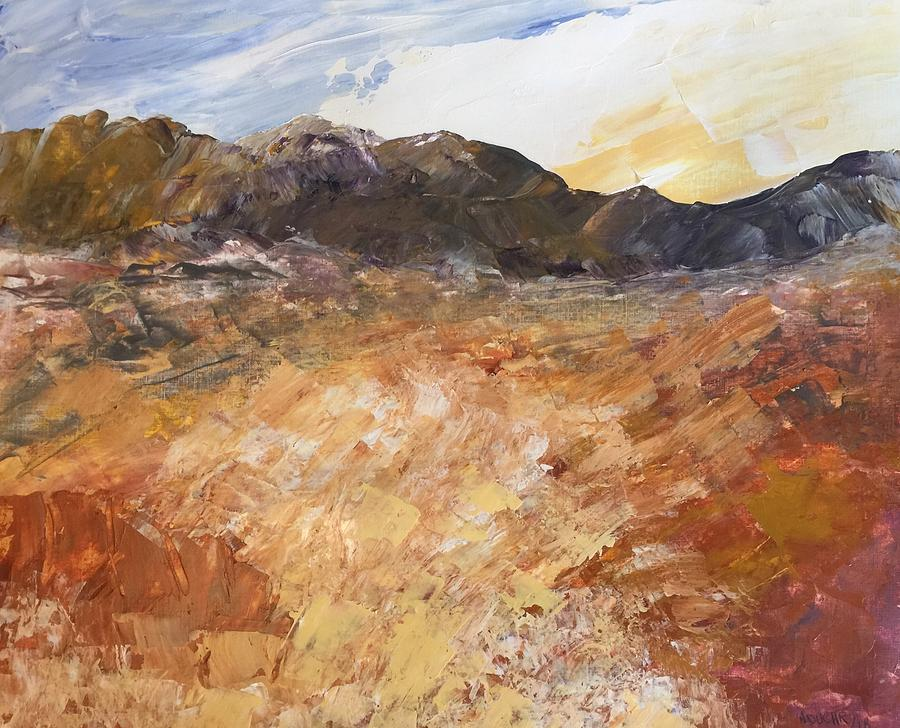 Dry River by Norma Duch