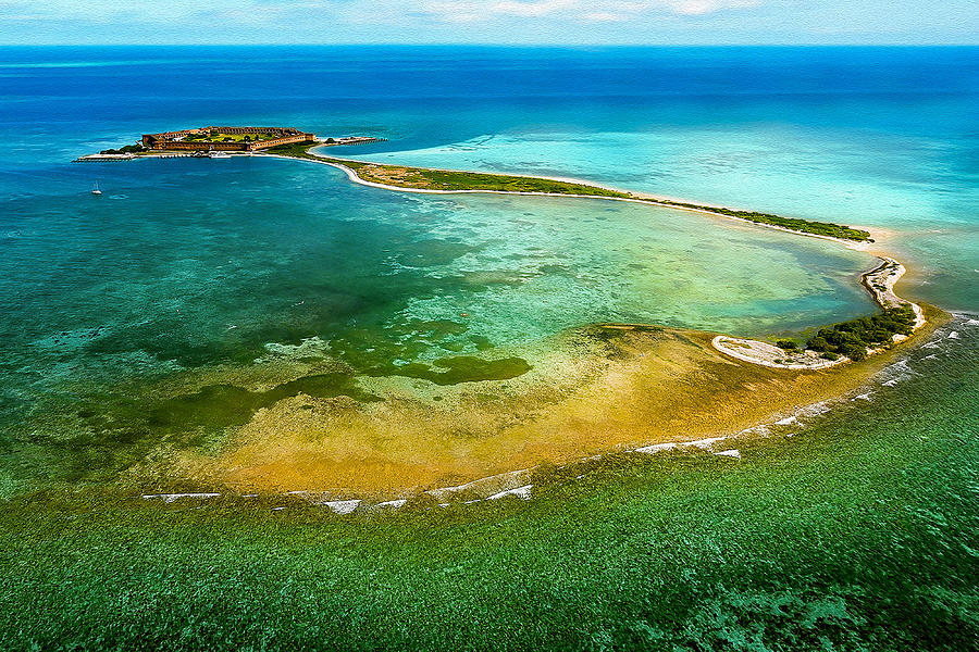 Dry Tortugas by Jody Lane