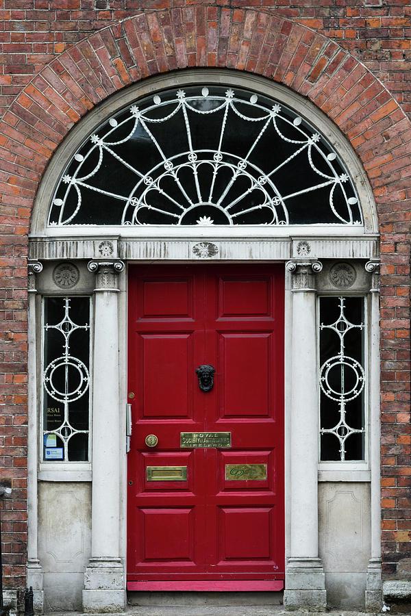 Dublin Doors Photograph