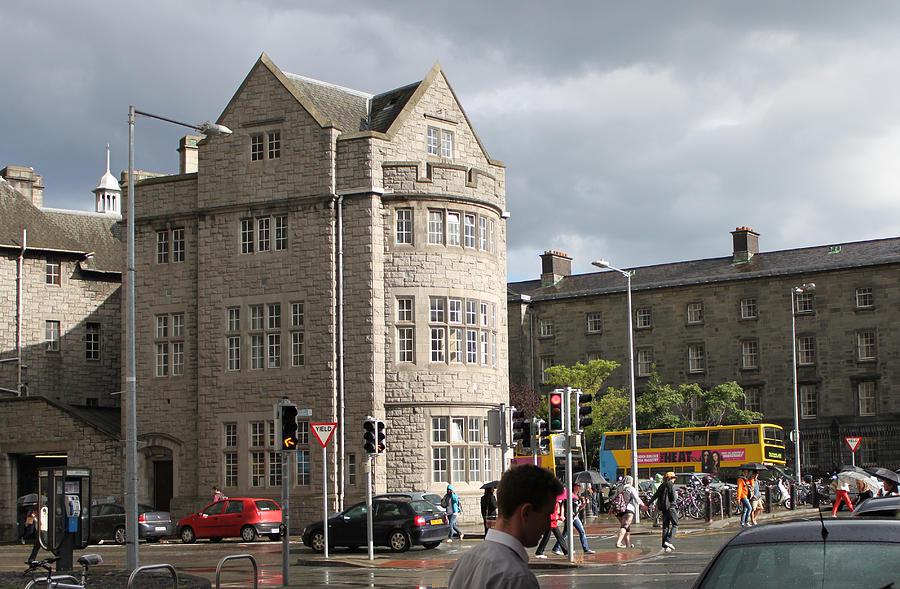 Dublin near Pearse Street by John Moyer