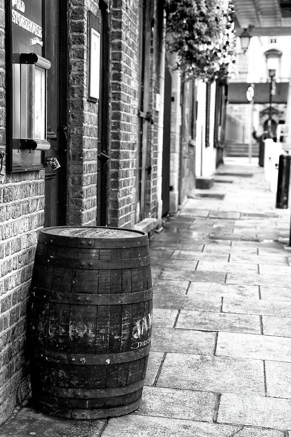Dublin Street Photograph - Dublin Street by John Rizzuto