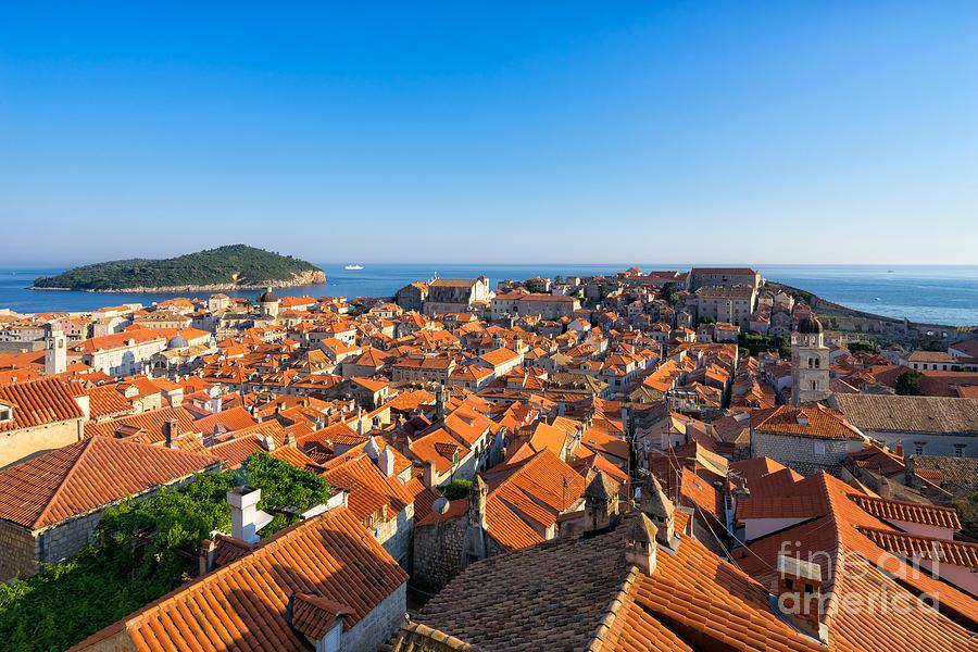 Dubrovnik Photograph - Dubrovnik 08 by Tom Uhlenberg