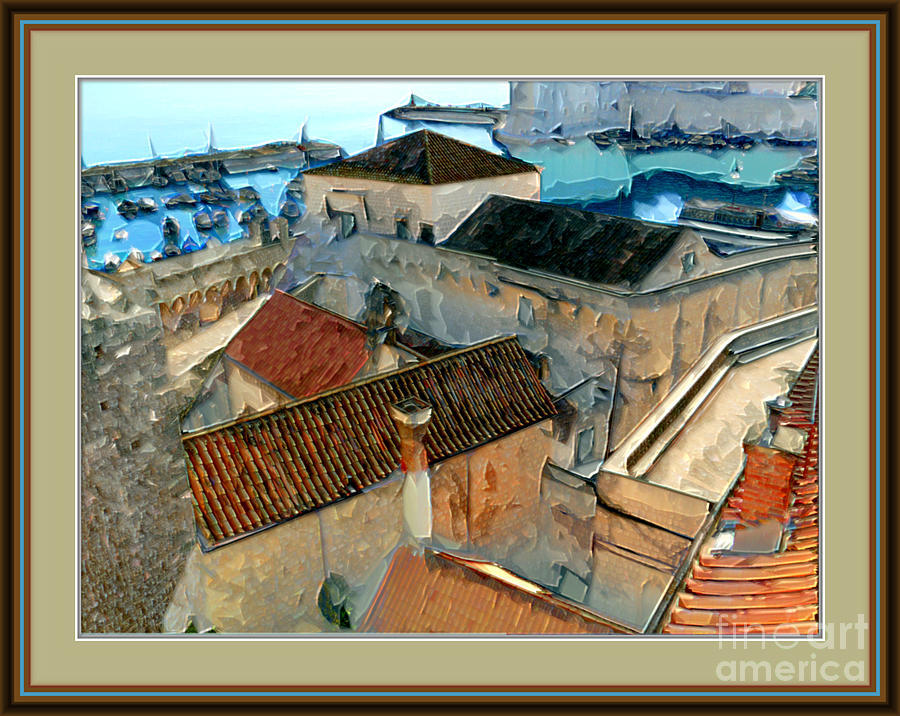 Dubrovnik - Number Two by Ante Barisic