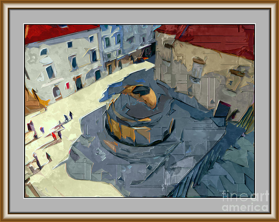 Dubrovnik - Onofrijeva fontana by Ante Barisic