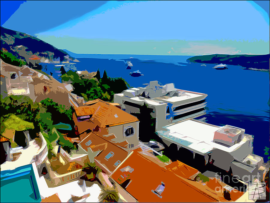 Dubrovnik - view from my terrace by Ante Barisic