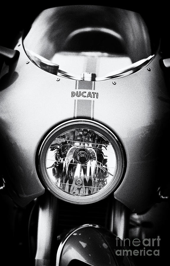 Ducati Photograph - Ducati Ps1000le by Tim Gainey
