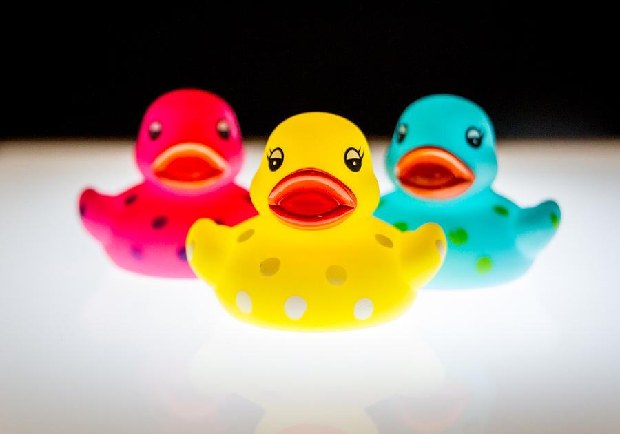 Duck Glow by Shannon Kunkle
