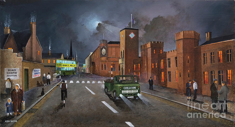 Dudley, Capital Of The Black Country by Ken Wood