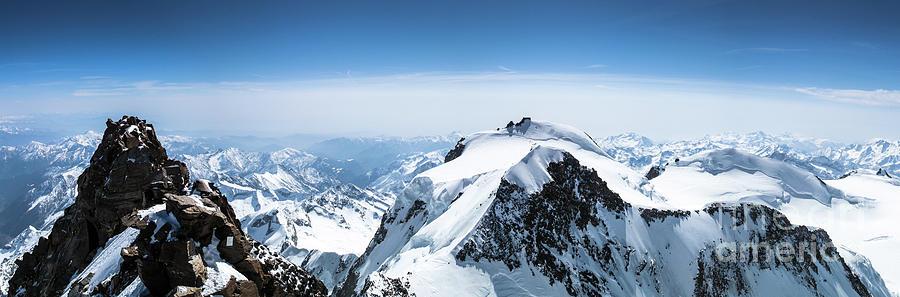 Dufourspitze Photograph