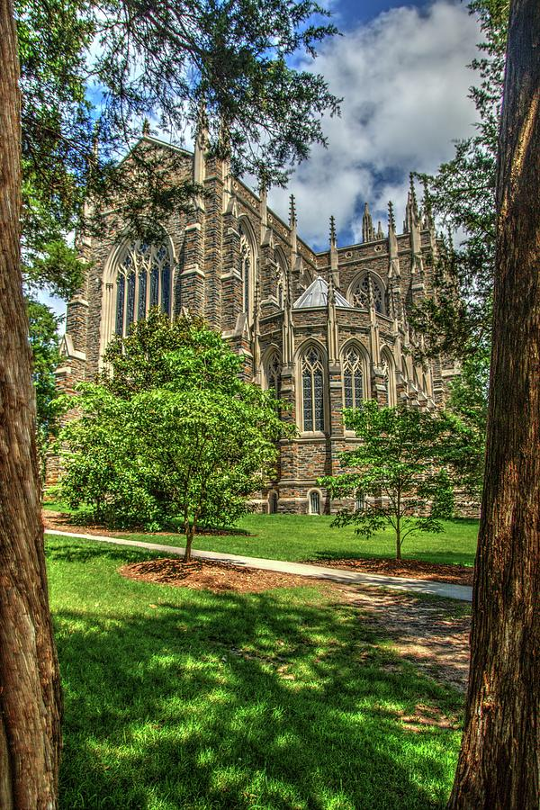 Duke Chapel by Dimitry Papkov