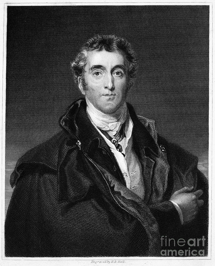 18th Century Photograph - Duke Of Wellington by Granger
