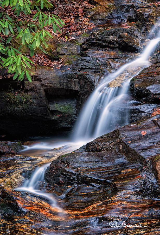 Dukes Creek Falls 5295 Photograph