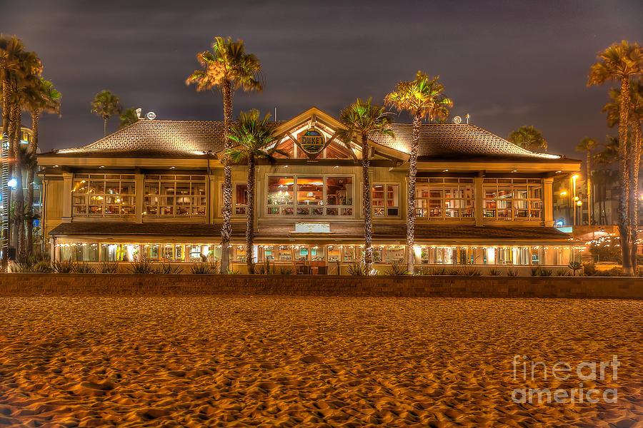 Duke S Restaurant Huntington Beach Back